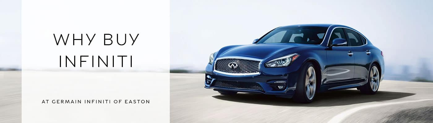 Why Buy From Germain INFINITI of Easton