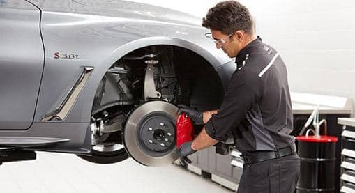 INFINITI Brake Service Technician