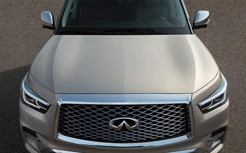2019 INFINITI QX80 Front Grille