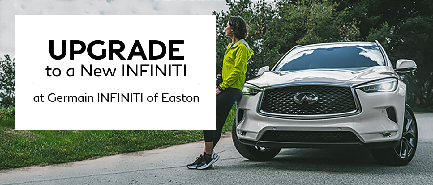 Upgrade to a New INFINITI at Germain INFINITI of Easton