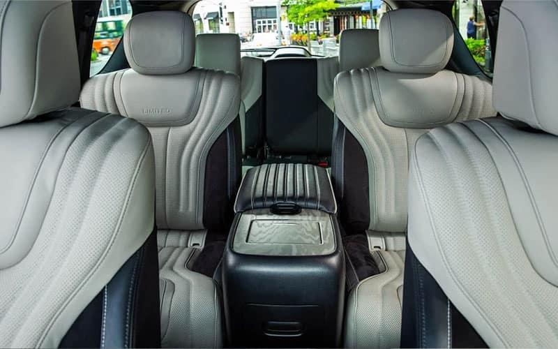 2020 INFINITI QX80 LIMITED Interior