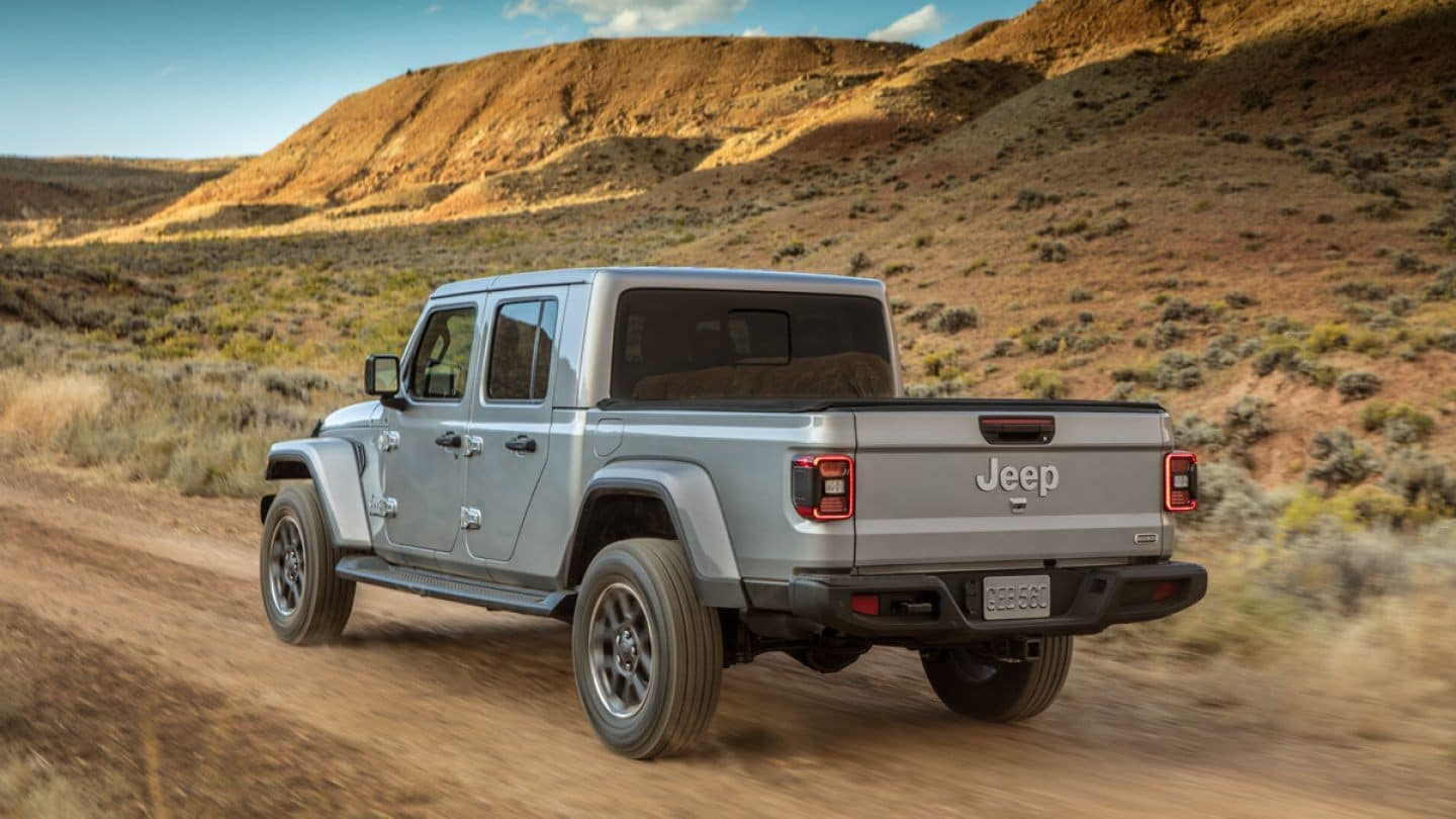 The All New 2020 Jeep Gladiator For Sale Los Angeles