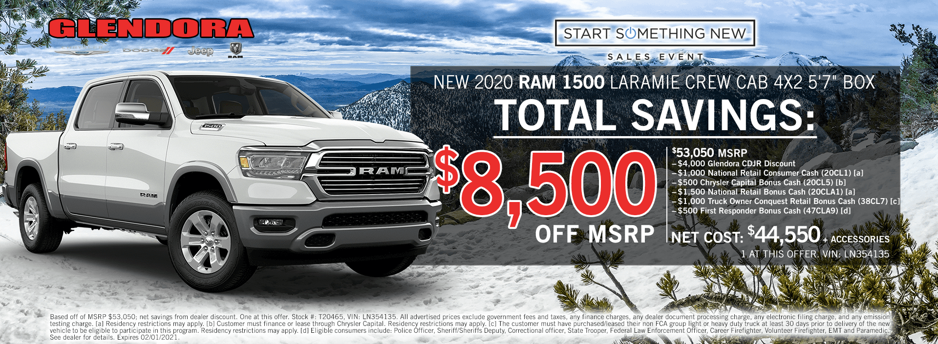 Ram 1500 Deals