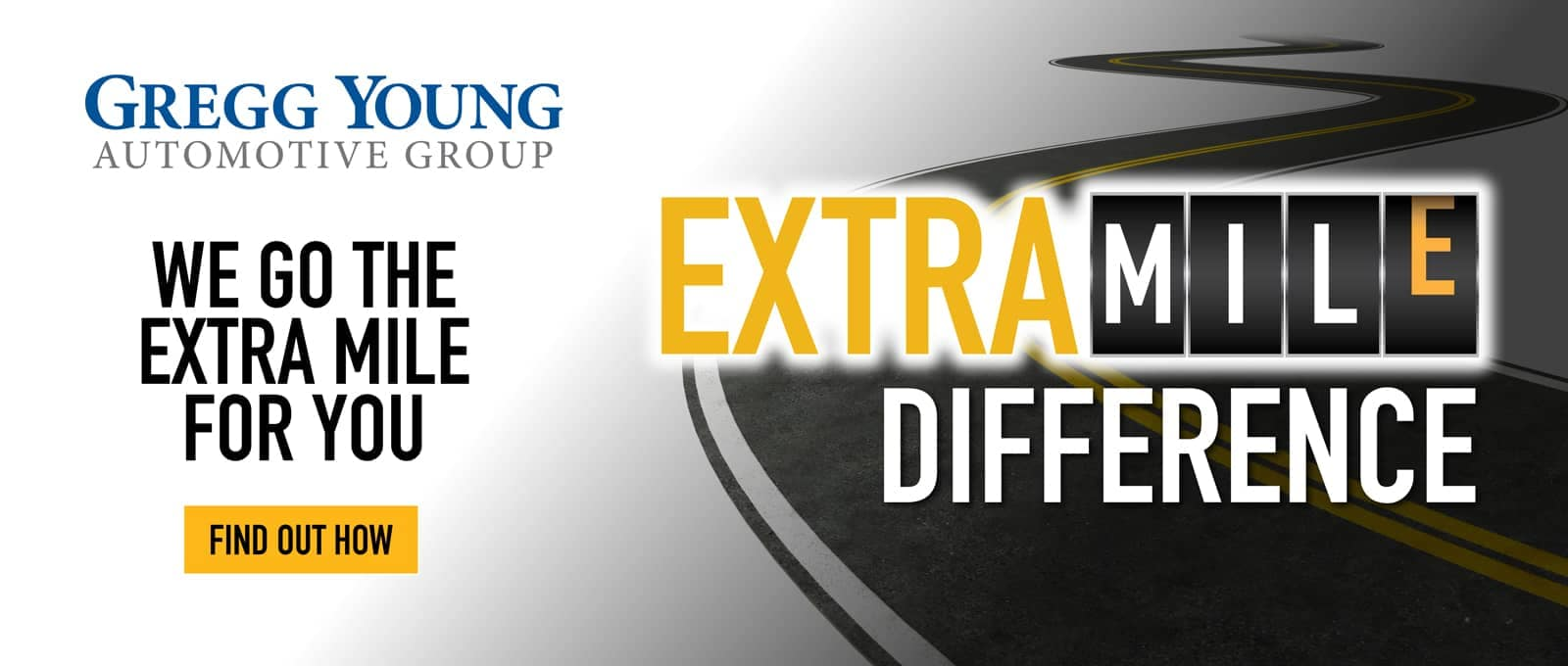 Extra Mile Banner