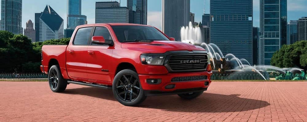 2020 Ram 1500 Towing Capacity Ram 1500 Towing Specs Features