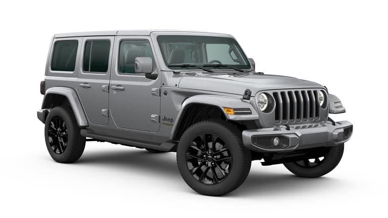 2020 Jeep Wrangler High Altitude