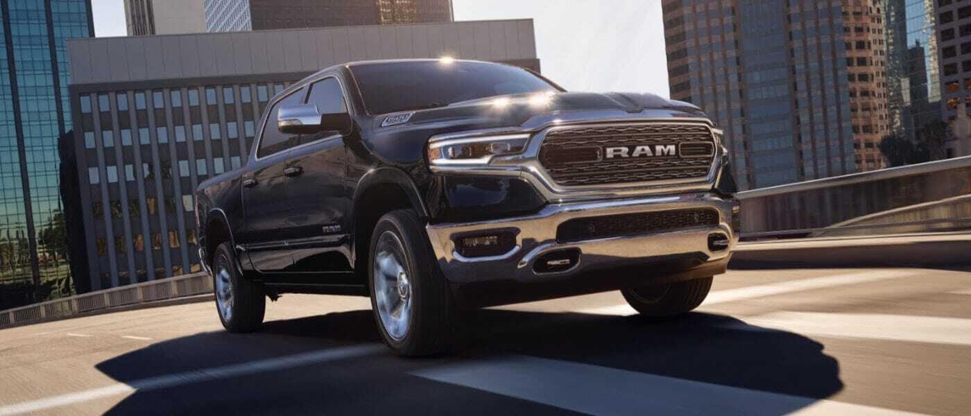 2020 Ram 1500 vs. 2020 Chevy Silverado