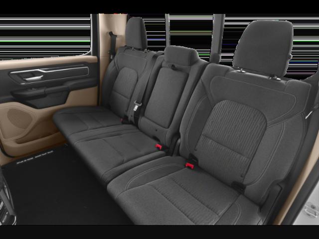 2020 Ram 1500 interior features
