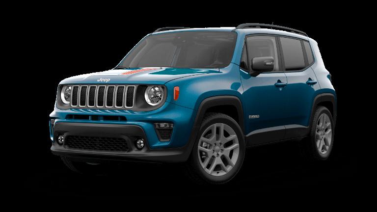 2021 Jeep Renegade Islander in Bikini