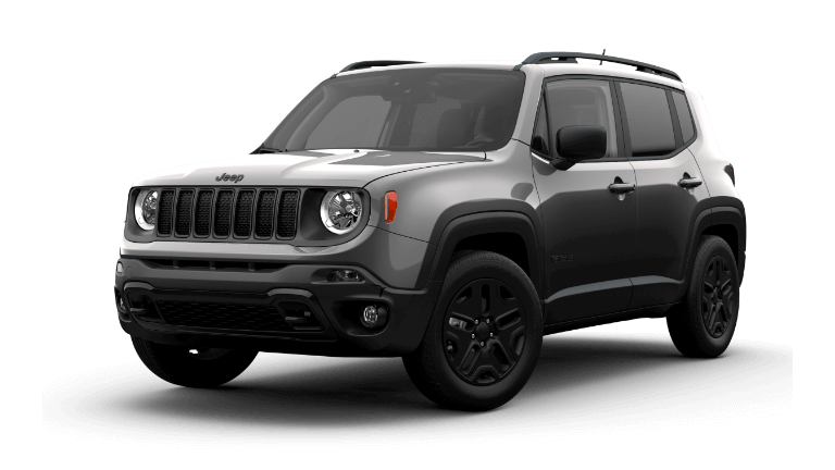 2021 Jeep Renegade Upland in Sting Gray