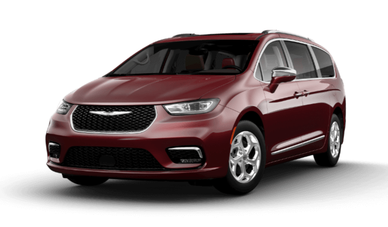 Incoming 2021 Chrysler Pacifica Vehicles