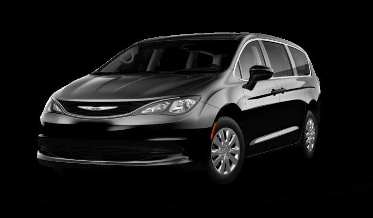 Incoming 2021 Chrysler Voyager Vehicles