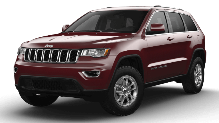 2021 Jeep Grand Cherokee Laredo E Velvet Red
