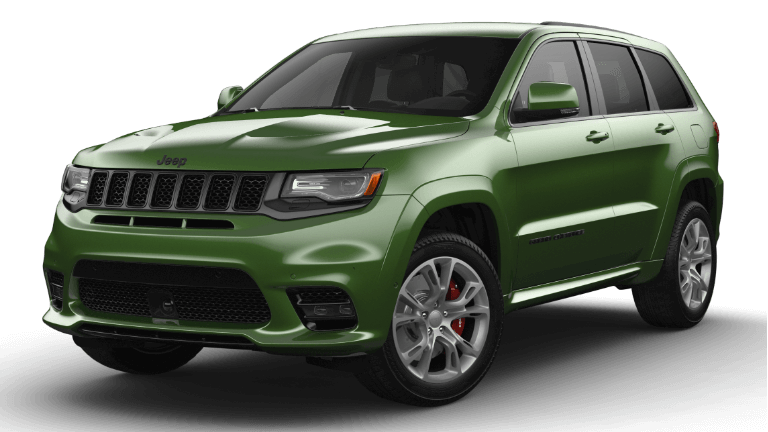 2021 Jeep Grand Cherokee SRT®