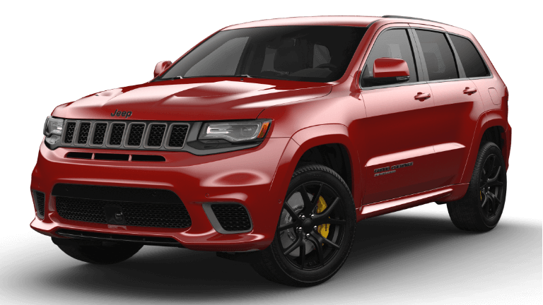 2021 Jeep Grand Cherokee Trackhawk®