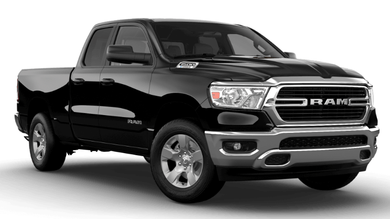 2021 Ram 1500 lease deal available