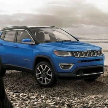 2019 Jeep Compass Blue