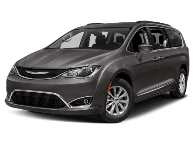 2019 Chrysler Pacifica in grey