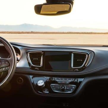 2020 Chrysler Pacifica Dash