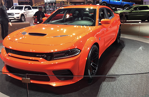 Chicago Auto Show Dodge News