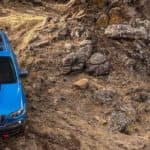 Jeep Cherokee Models On Mountain
