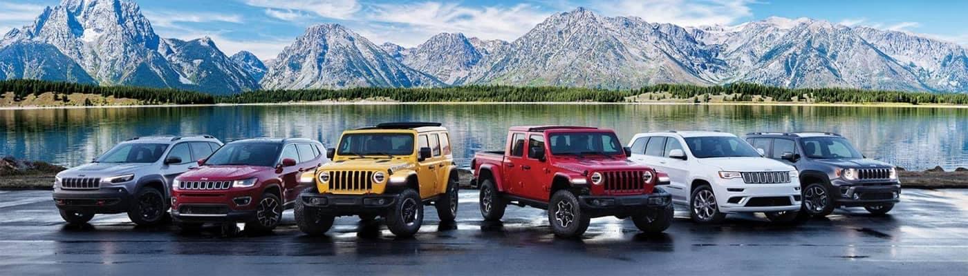 Jeep Models