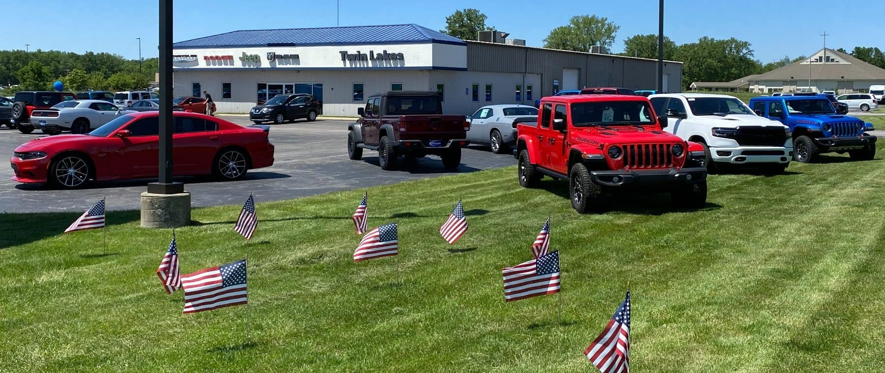Twin Lakes Chrysler Dodge Jeep Ram in Monticello, IN