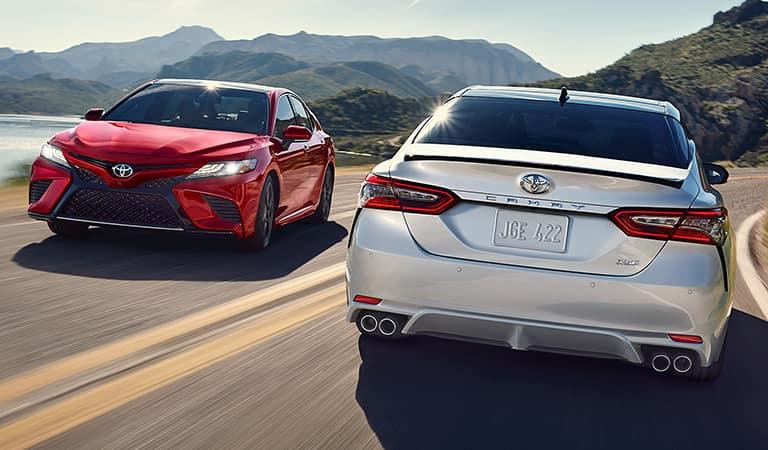 New 2019 Toyota Camry Concord North Carolina