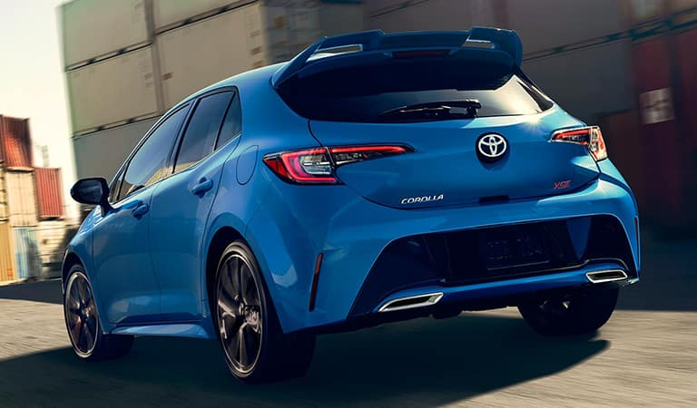 New 2019 Corolla Hatchback Concord NC