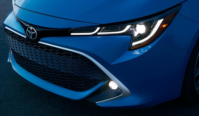 New 2019 Toyota Corolla Hatchback Concord NC