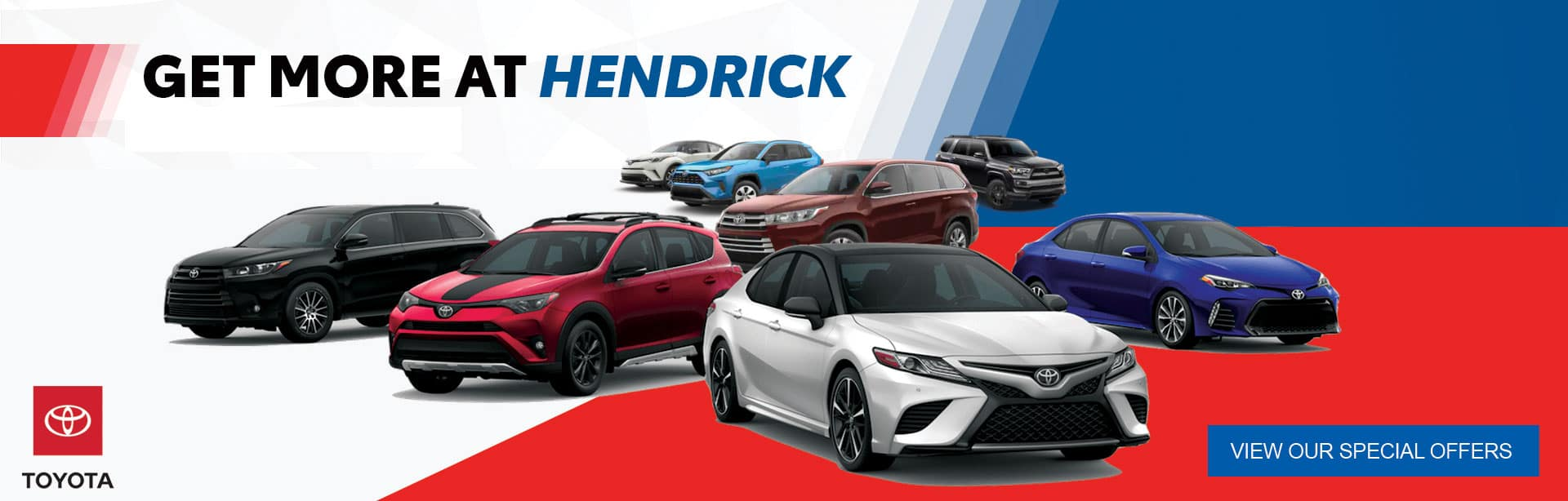 Toyota Dealerships In Nc >> Hendrick Toyota Concord Toyota Dealer In Concord Nc