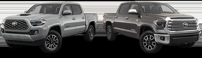 New Truck Models Hendrick Toyota Concord Nc Dealership