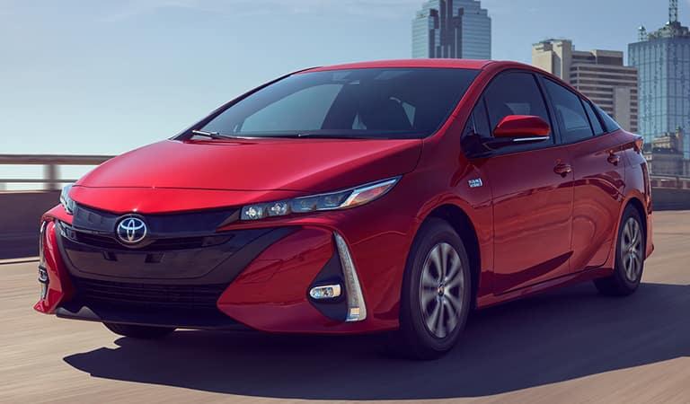 New Toyota Prius Prime