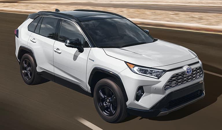 New Toyota RAV4 Hybrid