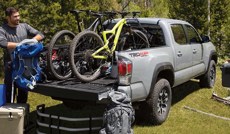 New 2020 Toyota Tacoma Concord NC