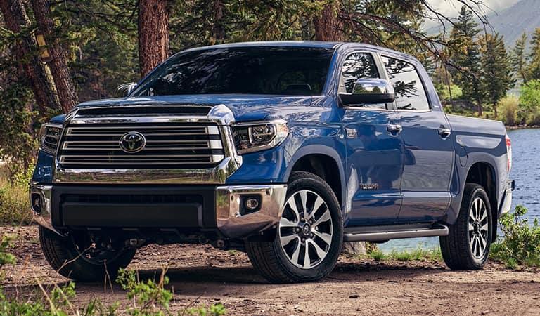 New 2020 Toyota Tundra Concord North Carolina