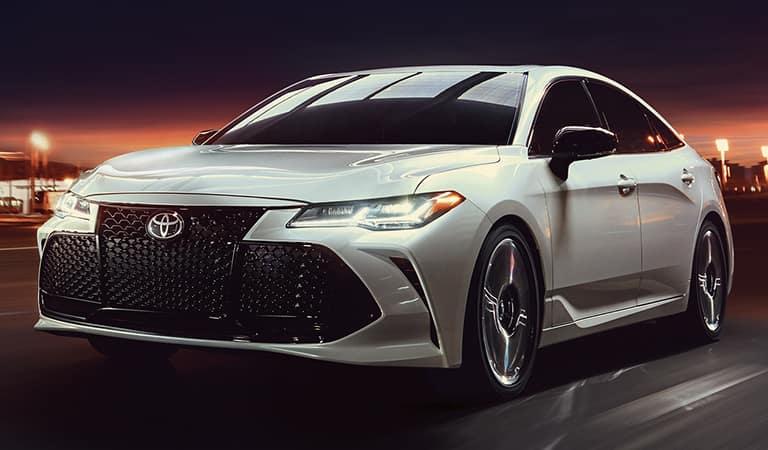 New 2020 Toyota Avalon Concord North Carolina