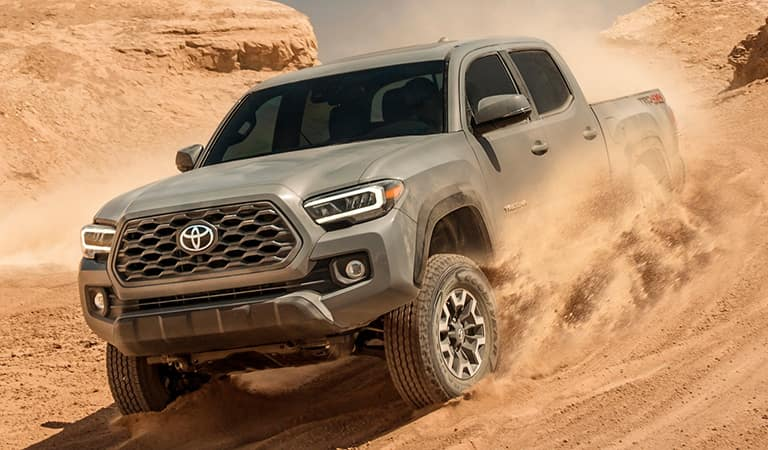 New 2020 Toyota Tacoma Concord North Carolina