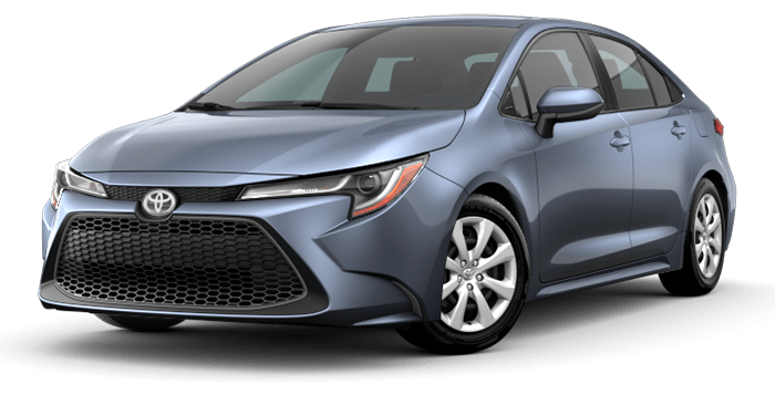 New 2021 Corolla Hendrick Toyota Concord
