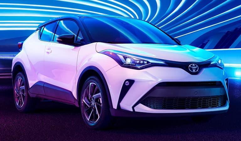 New Toyota CH-R