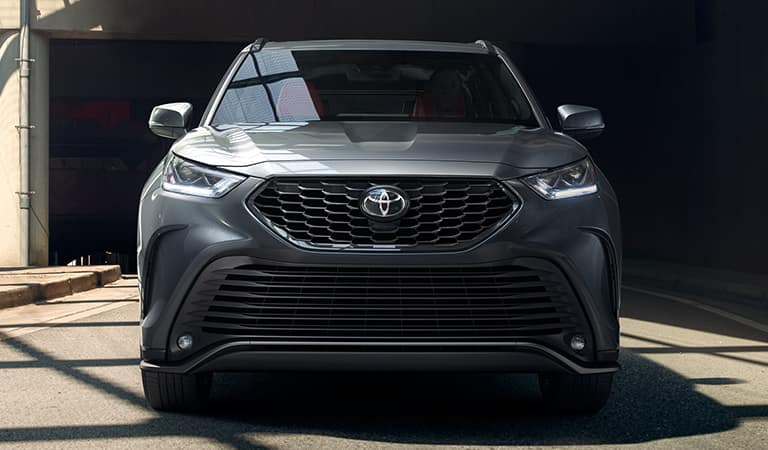 New 2021 Toyota Highlander Concord NC