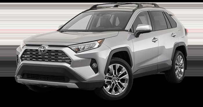 New 2021 RAV4 Hendrick Toyota Concord