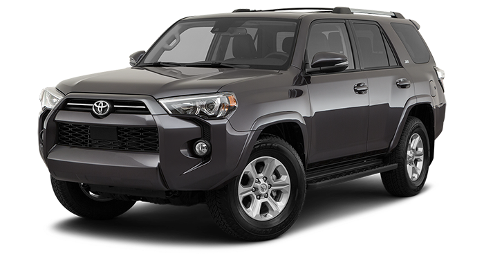 New 2021 4Runner Hendrick Toyota Concord