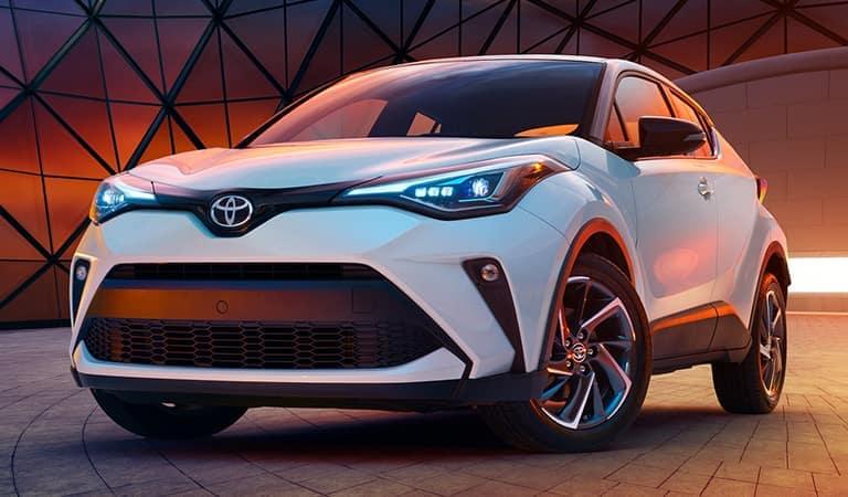 New 2021 Toyota C-HR Concord North Carolina