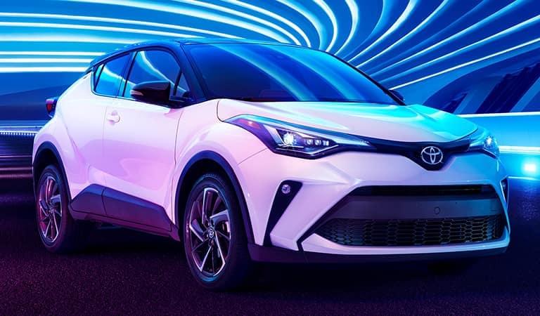 New 2021 Toyota C-HR Concord NC