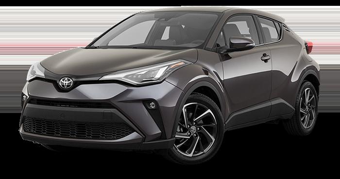 New 2021 C-HR Hendrick Toyota Concord