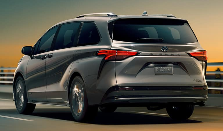 New 2021 Toyota Sienna Concord NC