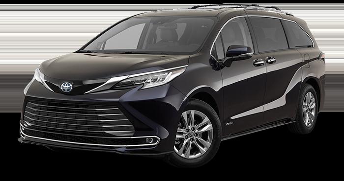 New 2021 Sienna Hendrick Toyota Concord