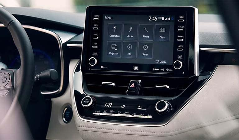 New 2022 Toyota Corolla Concord NC