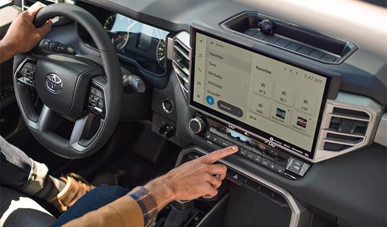 New 2022 Toyota Tundra Concord North Carolina